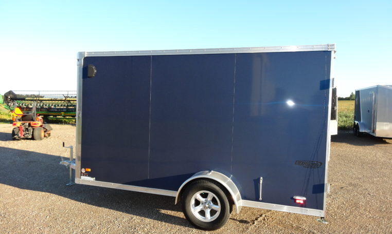 2018 Bravo Star 6 X 12 Enclosed With Extra Height